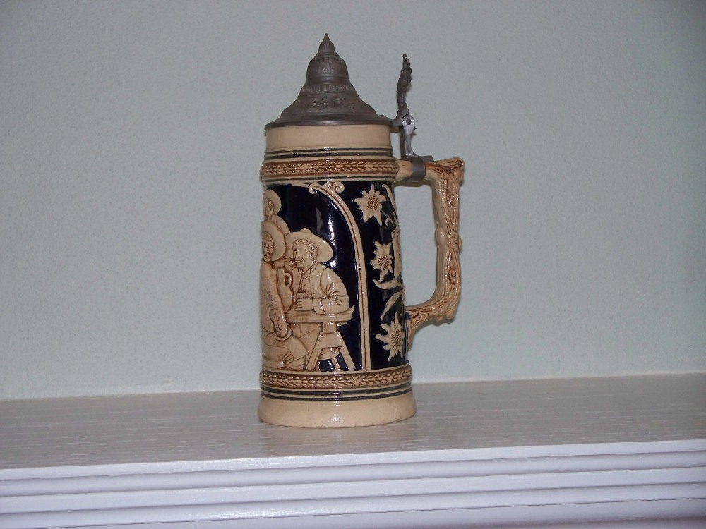Beer Stein Collecting - The War Years (1/6)