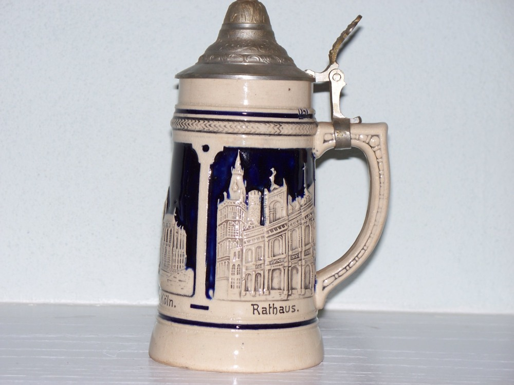 Beer Stein Collecting - The War Years (4/6)