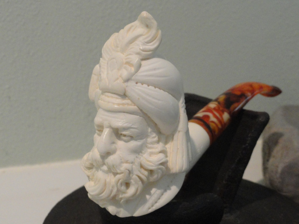 Tobacciana - Meerschaum Pipes (4/6)