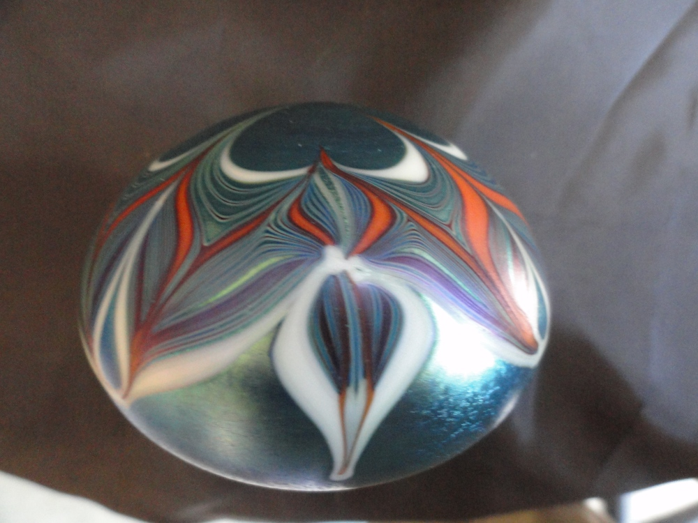 Paperweights - American Contemporary Artist - Orient & Flume (4/6)