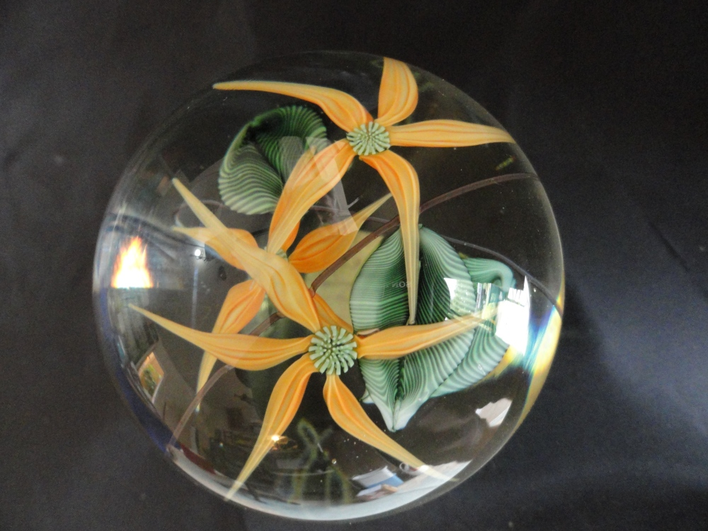 Paperweights - American Contemporary Artist - Orient & Flume (5/6)